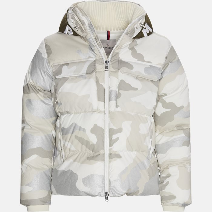 Jackets - Regular - White